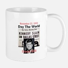 JFK KILLED Mug