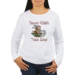Discover wildlife T-Shirt