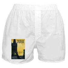 Praha Czechoslovakia Boxer Shorts