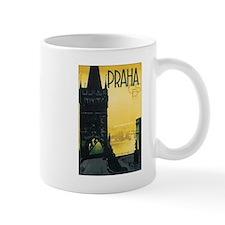 Praha Czechoslovakia Small Mug