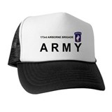 173rd airborne caps Trucker Hats