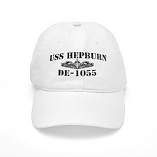 USS HEPBURN Cap