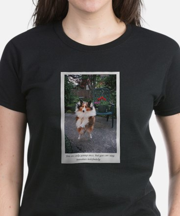 You are only young once Tee