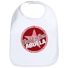 World's Best Abuela Bib