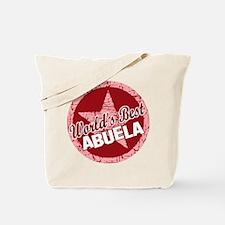 World's Best Abuela Tote Bag