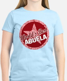 World's Best Abuela T-Shirt