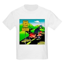 Scooters, Potholes & the Speed Limit T-Shirt