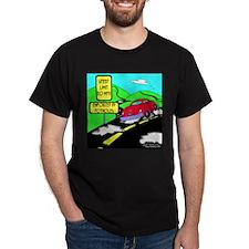 Speed Limit Enforced by Potholes T-Shirt