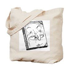 Big Book Tote Bag