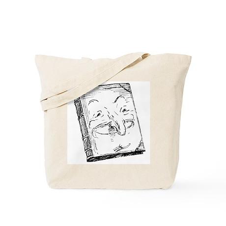 Big Book Tote Bag
