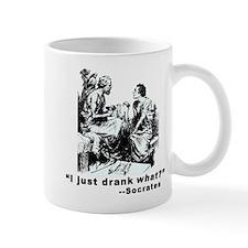 Socrates Humor Hemlock Mug
