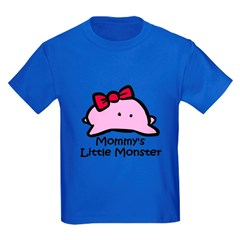 Mommy's Little Pink Monster T