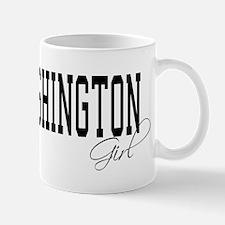 Washington Girl Mug