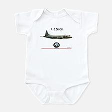 P3 Orion Infant Bodysuit