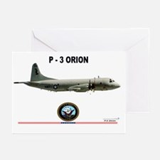 P3 Orion Greeting Cards (Pk of 10)