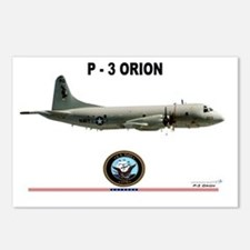 P3 Orion Postcards (Package of 8)