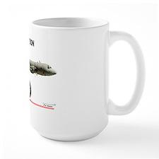 P3 Orion Ceramic Mugs