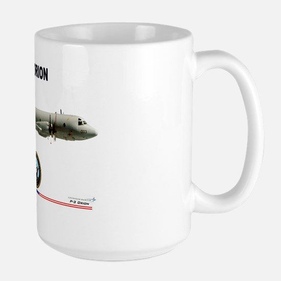 P3 Orion Large Mug