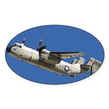 P3 Orion Oval Decal