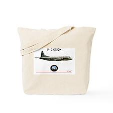 P3 Orion Tote Bag