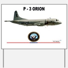 P3 Orion Yard Sign