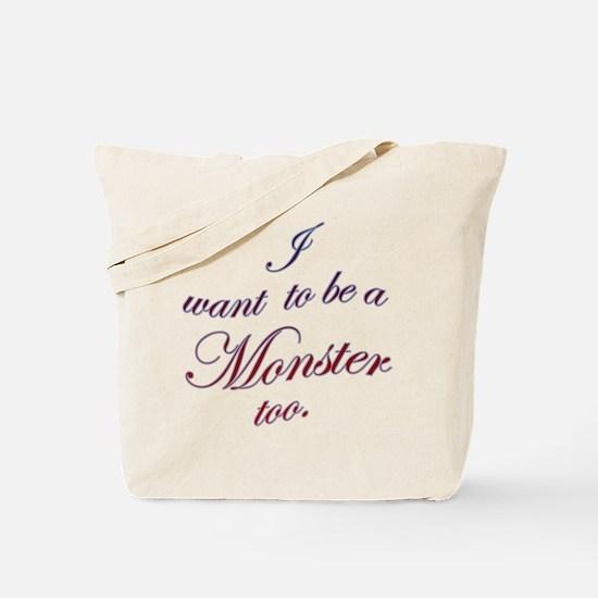 Funny Bella Twilight Quote Tote Bag