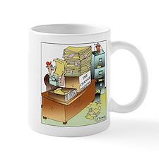 The Change Orders Small Mug