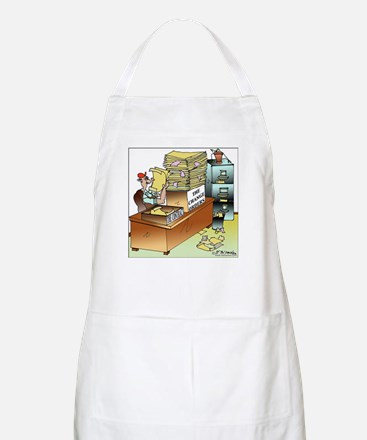 The Change Orders BBQ Apron