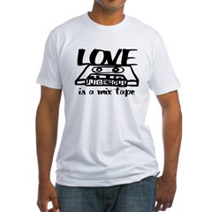 Love is a Mix Tape Shirt