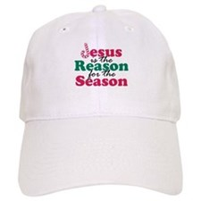 Jesus Cane Baseball Cap