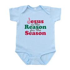 About Jesus Cane Infant Bodysuit