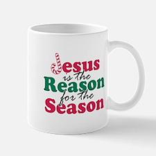 About Jesus Cane Mug