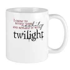 Reality replaced with Twiligh Mug