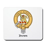Brown clan Classic Mousepad
