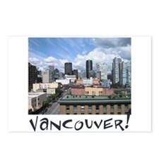 Vancouver! Postcards (Package of 8)