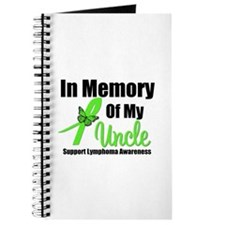 In Memory of My Uncle Journal