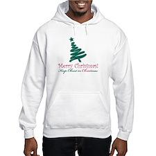 Merry Christmas tree Hoodie