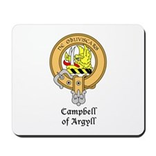 Campbell of Argyll Mousepad