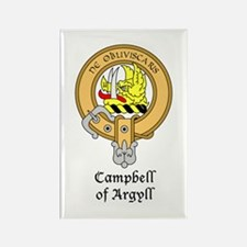 Campbell of Argyll Rectangle Magnet