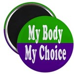 My Body, My Choice Magnet (100 pack)