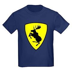 T, 10 inch moose