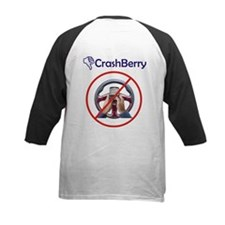 CrashBerry - Don't CrackBerry While Driving Tee
