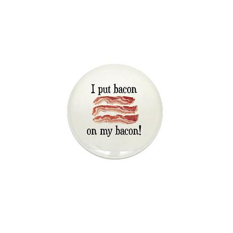 Bacon Lovers Mini Button