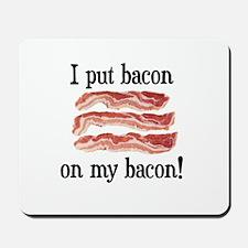 Bacon Lovers Mousepad