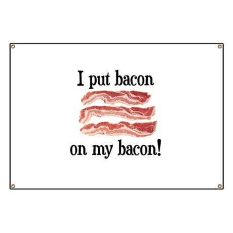 Bacon Lovers Banner