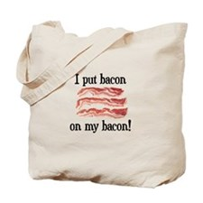 Bacon Lovers Tote Bag