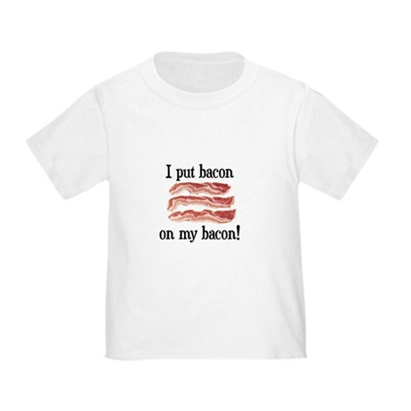 Bacon Lovers Toddler T-Shirt