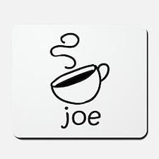 Java Joe Coffee Cartoon Mousepad