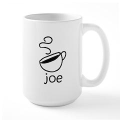 Java Joe Coffee Cartoon Mug