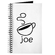 Java Joe Coffee Cartoon Journal